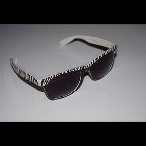 Other - zebra sunglasses